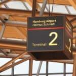 hamborg lufthavn