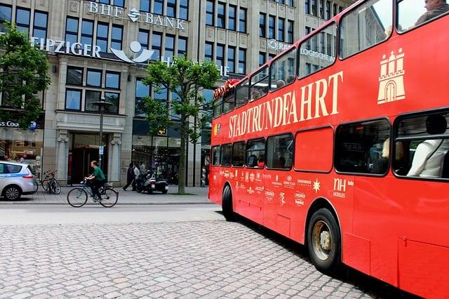 Bus hamborg