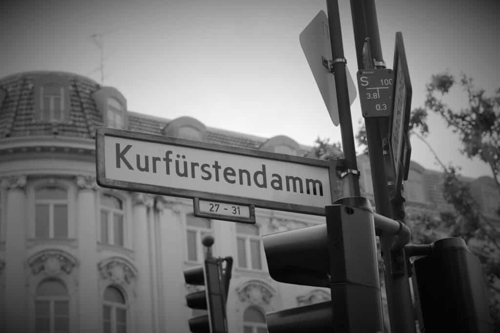 shopping berlin kurfurstendamm
