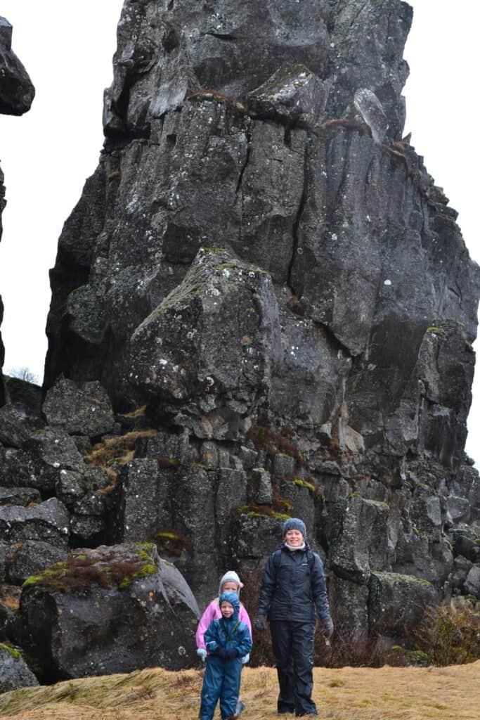 naionalpark pingvillir island