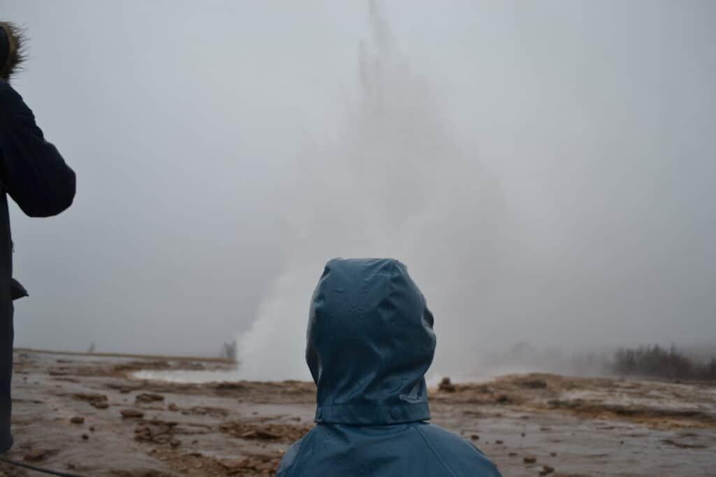 gejsere island strokkur udbrud