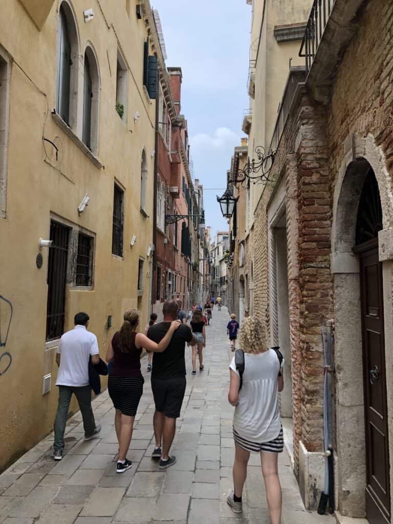 gader i venedig
