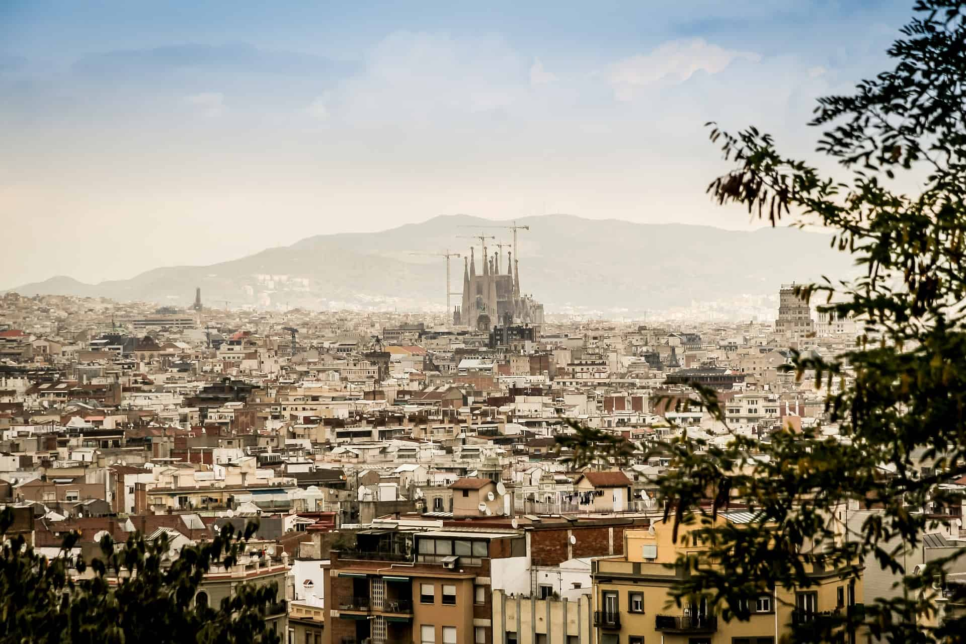 barcelona bydele